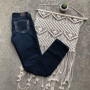 BKE Stella Skinny Jeans Size 29 Buckle Denim